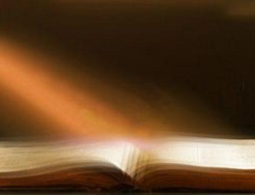 Dios es un libro abierto
