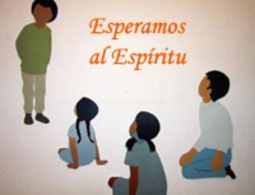 Esperamos al Espíritu, con María