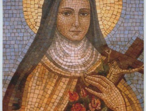 Misioneros con Teresa de Lisieux