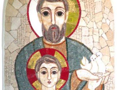 San José, aprendiz del Espíritu Santo en el arte de acompañar