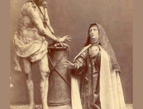 Teresa de Jesús en el Domingo de Ramos