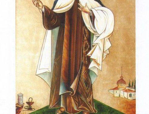 Beata María Sagrario de San Luis Gonzaga, Carmelita