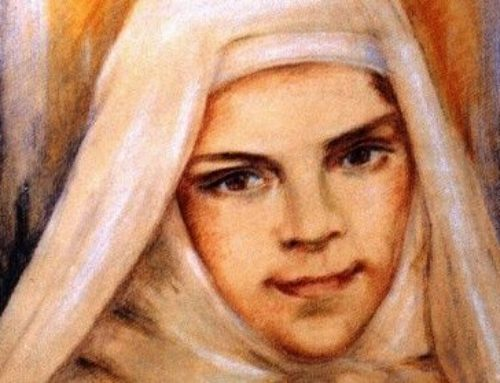 Santa María de Jesús Crucificado. Mariam Baouardy.