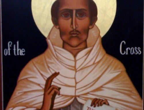 Cortometraje San Juan de la Cruz Poeta del Amor