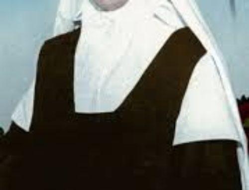 Mª Felicia de Jesús Sacramentado, «Chiquitunga»