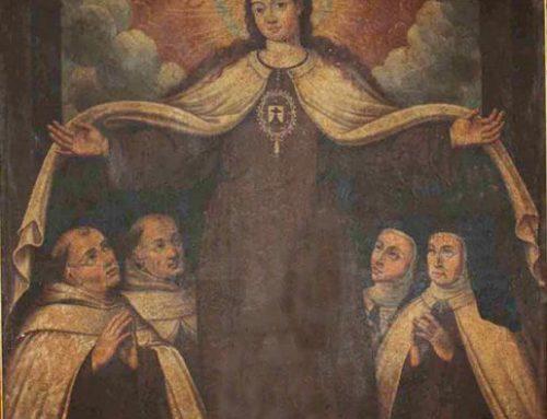 Para la Fiesta de la Virgen del Carmen