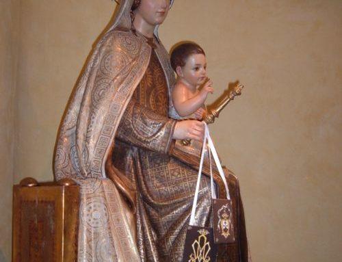 La Novena del Carmen en el Año de la Fe