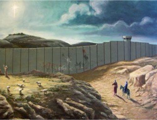 El muro de Belén