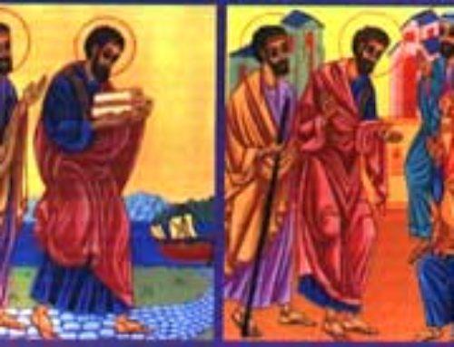 Primer viaje misionero de Pablo y Bernabé