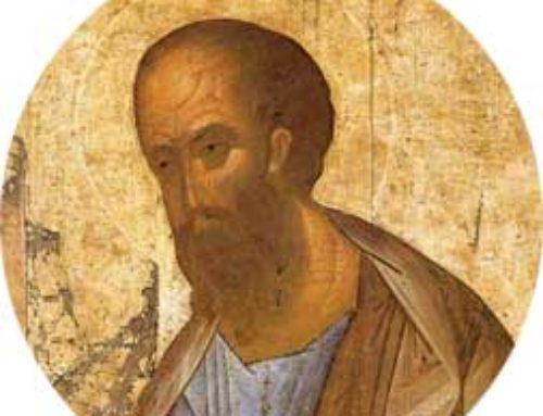 Conversión de Pablo de Tarso: su encuentro con Cristo