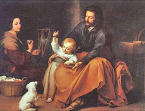 San José, esposo de la Virgen María