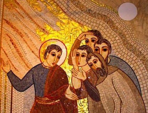 Semana de Espiritualidad: Testigos de Jesús en esta hora