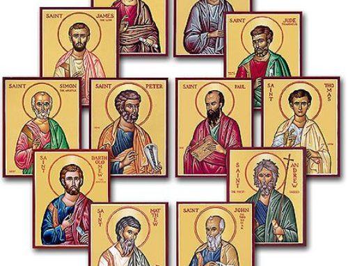 Testigos de la fe con la fuerza del Espíritu
