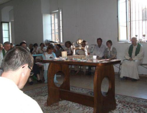 La Eucaristía, fuente de revelación de Jesús