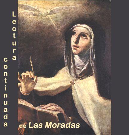 Lectura continuada de las Moradas