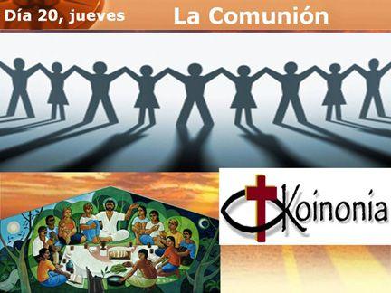 Espiritualidad de la comunión