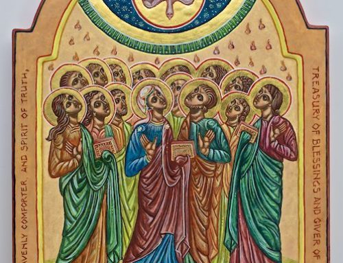 Espíritu Santo: Todos hemos bebido de un solo Espíritu