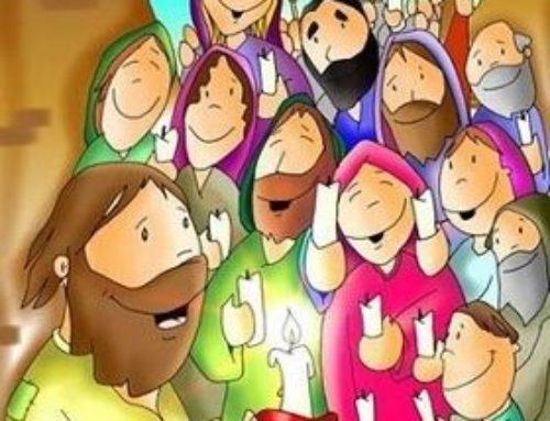 Orar con niños: Queremos vivir y celebrar la fe en familia