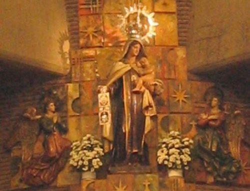 El canto de la Salve en el Carmen de Burgos