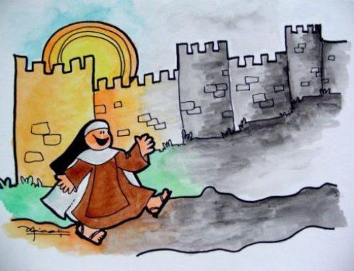 Biografía de santa Teresa de Jesús para niños