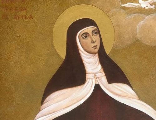 3. Itinerario de la oración de santa Teresa – II