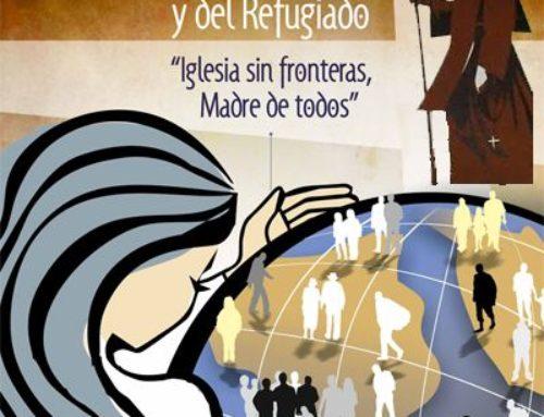 Jornada Mundial del Emigrante y del Refugiado. Vigilia de oración con Teresa de Jesús