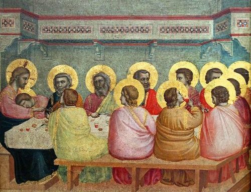 Hora santa con Jesús