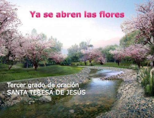 El río o la fuente: Tercer modo de oración