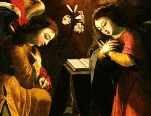 Vivir como María, con Teresa de Jesús