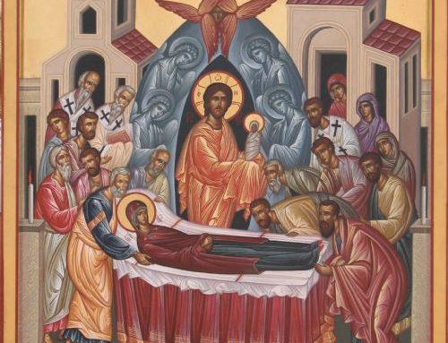 La Pascua de María, la Madre de Dios.