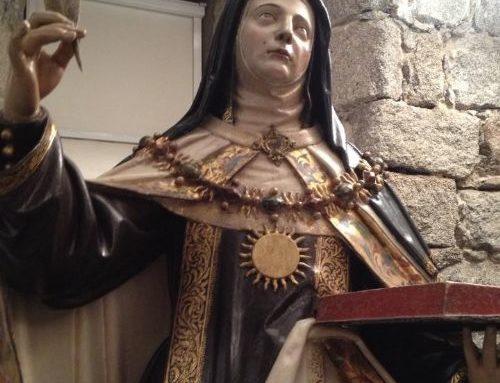 Teresa de Jesús y la aventura de escribir