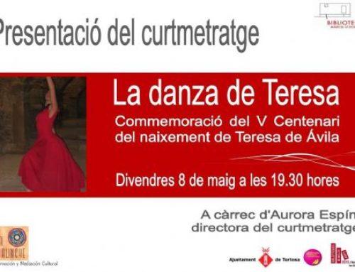 La danza de Teresa