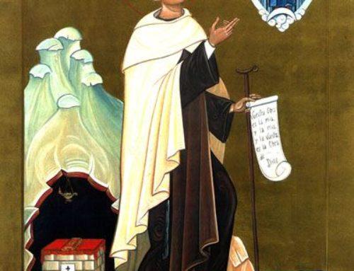 Oraciones para la fiesta de Francisco Palau el 7.XI