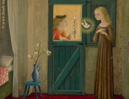 María de Nazaret, maestra de la ternura (HÉSED)