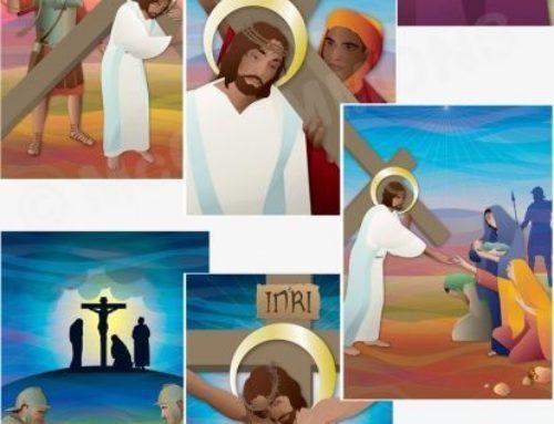El Evangelio en la semana santa