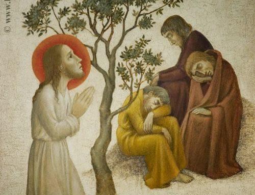 Con Jesús en oración: Hora santa