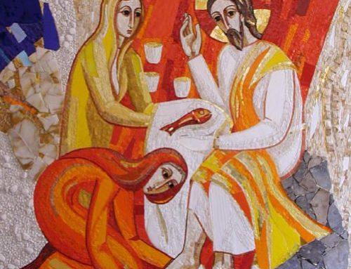 Vamos a Betania con Jesús