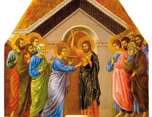 Para orar en la Pascua