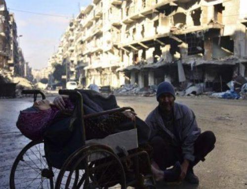 Por la paz en Siria