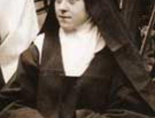 La oración de Teresa de Lisieux