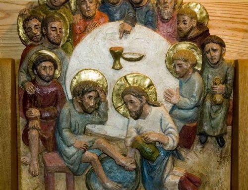 Con Jesús en Semana Santa