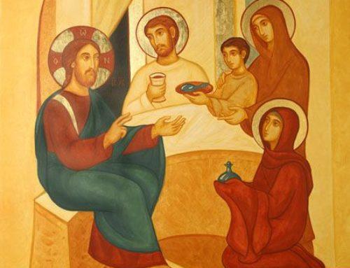 Lunes Santo: «El señor es mi luz»