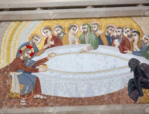 Martes Santo: «El señor es mi salvación»