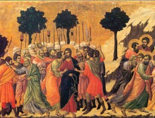 Miércoles Santo: «El señor es mi fortaleza»