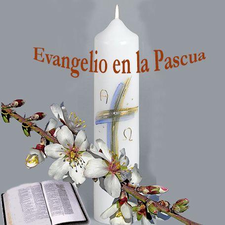 Evangelio diario - Pascua C