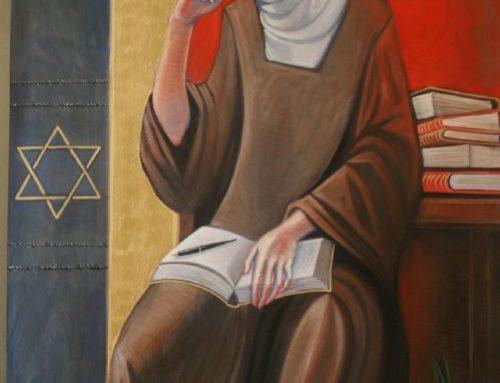 Edith Stein ante la Cruz