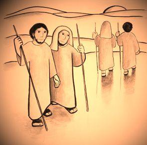 Enviados por Jesús a anunciar el Evangelio