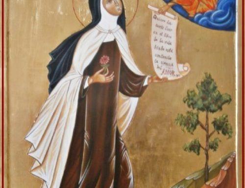 ¿Vive Teresa de Lisieux entre nosotros?