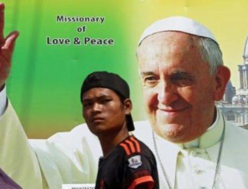 El papa Francisco viaja a Myanmar y Bangladesh