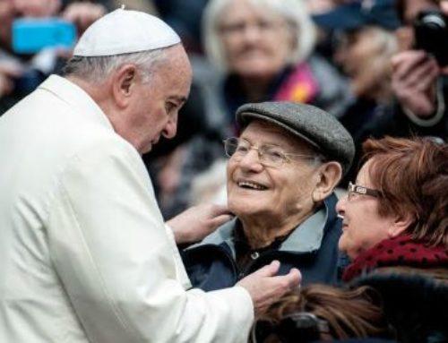 Intención de oración del Papa Francisco: Los ancianos